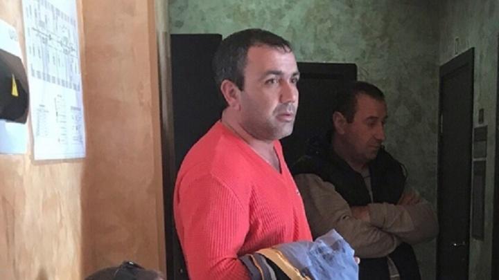 В Волгограде бунтовавшего маршрутчика арестовали на трое суток