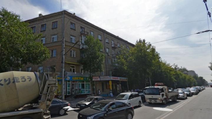 Улицу в Дзержинском районе сузили на два месяца