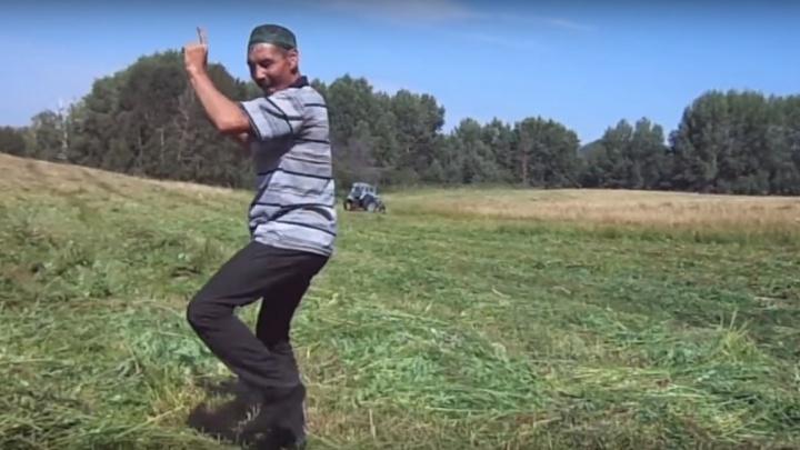 Танцы на сенокосе и «Джимми, Джимми»: топ-5 роликов из Башкирии, покоривших интернет