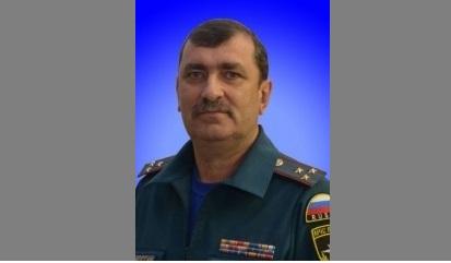 Виктор Теряев сменил на посту главного свердловского спасателя генерала Андрея Заленского
