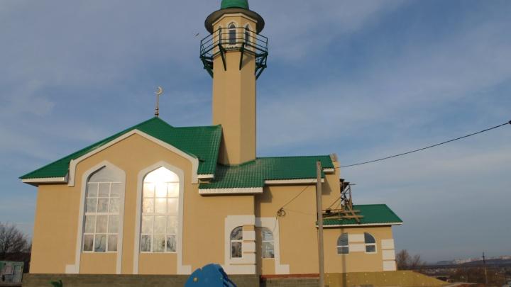 Бог простит: под Уфой неизвестные обчистили мечеть