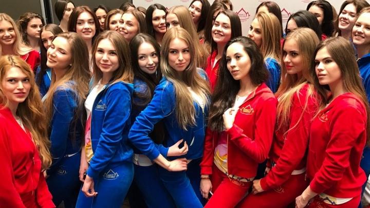 Две красотки из Екатеринбурга будут бороться за корону «Мисс России»