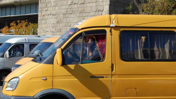 Мэрия предложила запустить ещё одну маршрутку до ЖК «Новомарусино»
