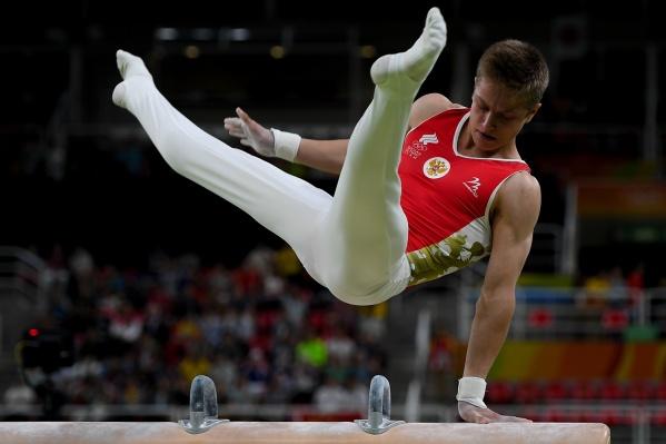 Сейчас Иван Стретович вступает в борьбу за медали в личном первенстве