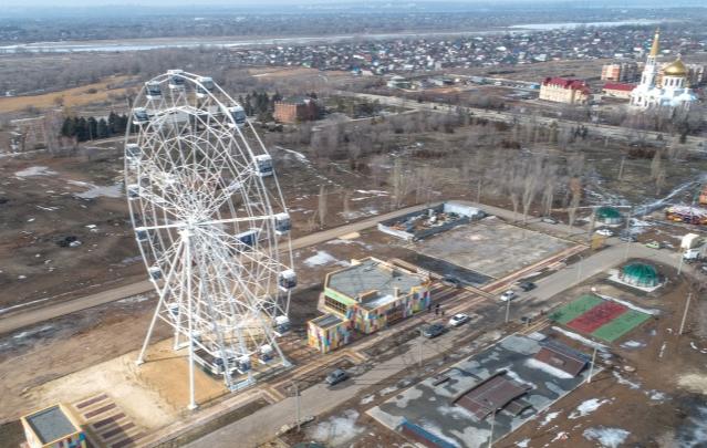 Ни стыда ни совести: компания с Алтая «нагрела» парк культуры и отдыха «Волжский» на миллион рублей
