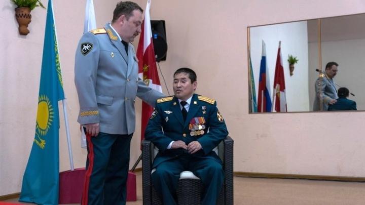 Полковник, который накрыл собой гранату, чтобы спасти солдата, начал работать в ЦПКиО