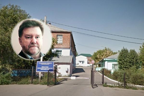Александр Беликов руководил больницей 30 лет