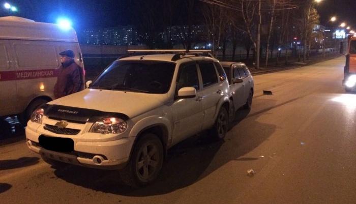 Участники ДТП двигались со стороны улицы Плановая