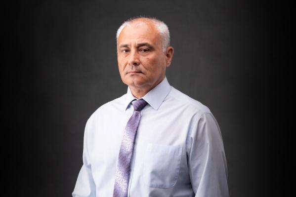 Данияр Сафиуллин — кандидат на должность мэра