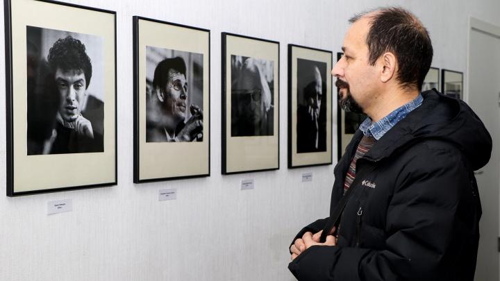«Портреты из прошлого»: Алла Пугачева, Маргарет Тэтчер и Борис Немцов в Нижнем Новгороде