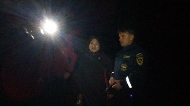 Ростовчанка заблудилась в горах Крыма, собирая грибы