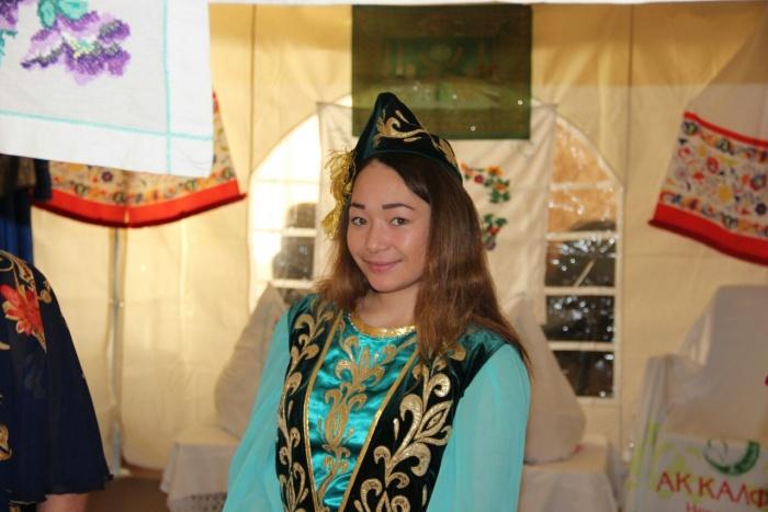 На фото Руфина Ажбакова