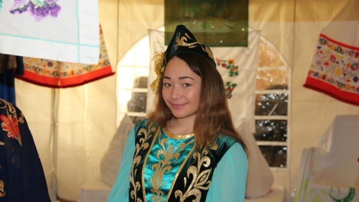 Тренер по фитнесу победила на конкурсе среди девушек-татарок и стала «Мисс Сабантуя-2017»