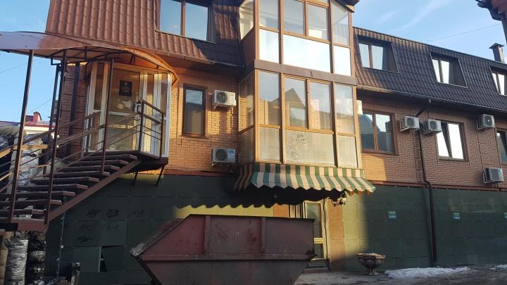 В Кургане возбудили уголовное дело после пожара в гостинице «Есенин»