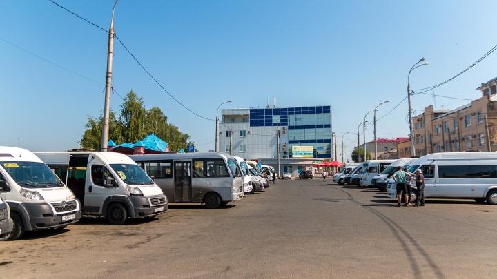 В дептрансе объяснили, почему количество маршруток в Самаре продолжают сокращать