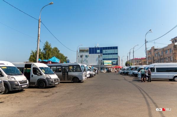 Коммерческих маршрутов в Самаре становится всё меньше