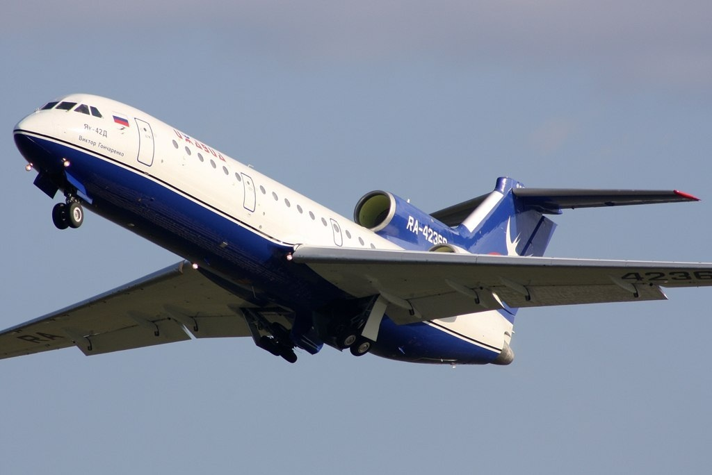 Компания «Ижавиа» выполняла рейсы из Челябинска в несколько российских городов