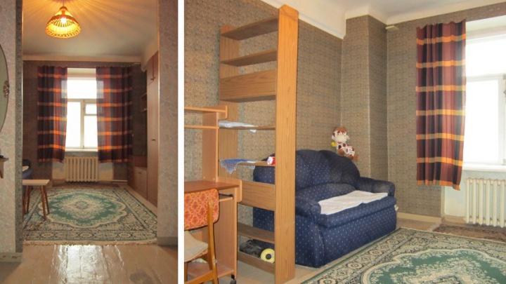 Новосибирцы стали реже делить комнаты с арендаторами