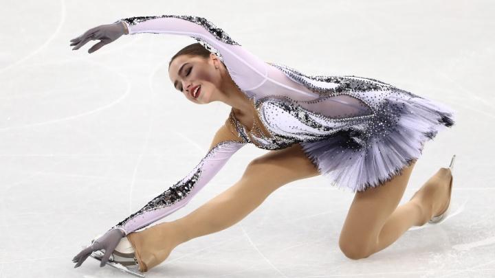 Российские фигуристки за несколько минут дважды побили мировой рекорд на Олимпиаде