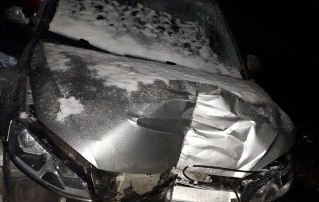 Машину пропавшей женщины-водителя в Уфе нашли разбитой на трассе