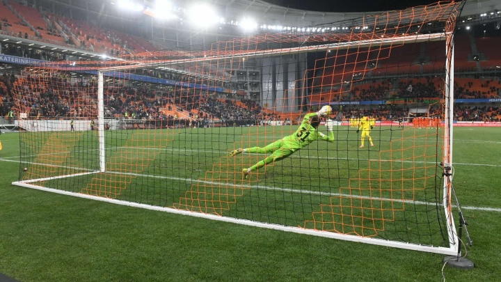 Это была битва: в фантастическом матче «Урал» пробился в четвертьфинал Кубка России