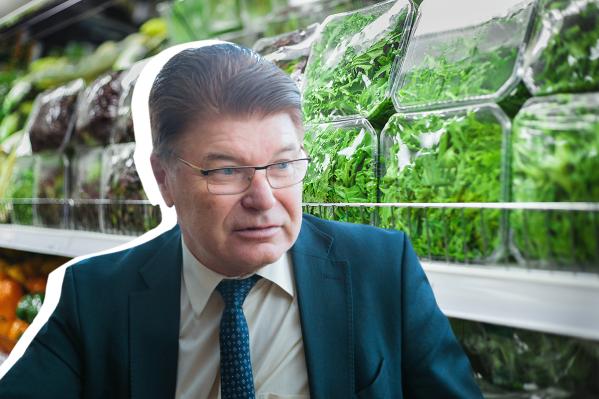 Врач-кардиолог Владимир Мыльников уверен — взрослому человеку отказ от мяса не просто полезен, он значительно продлевает жизнь