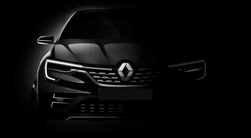 Новый кроссовер Renault будет отличаться от Duster сильнее, чем Kaptur