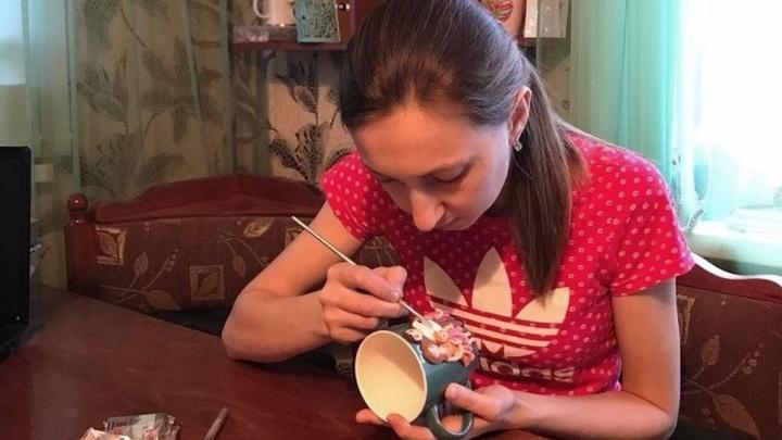 Несъедобные вкусности: волгоградка делает ложки и кружки, которые хочется съесть