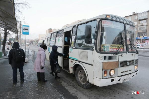 Для жителей Старокамышинска 218-й маршрут — самый популярный способ добраться до Челябинска