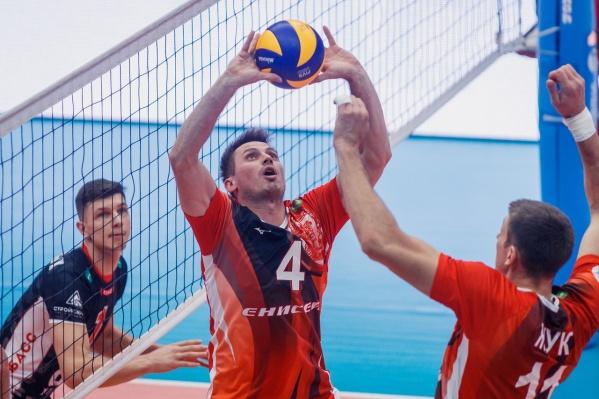 В Красноярске пройдет мужской чемпионат мира