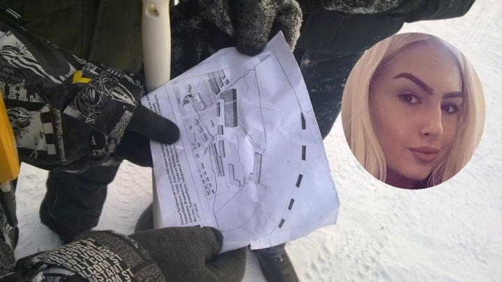 Третью неделю в Красноярске ищут пропавшую 17-летнюю блондинку