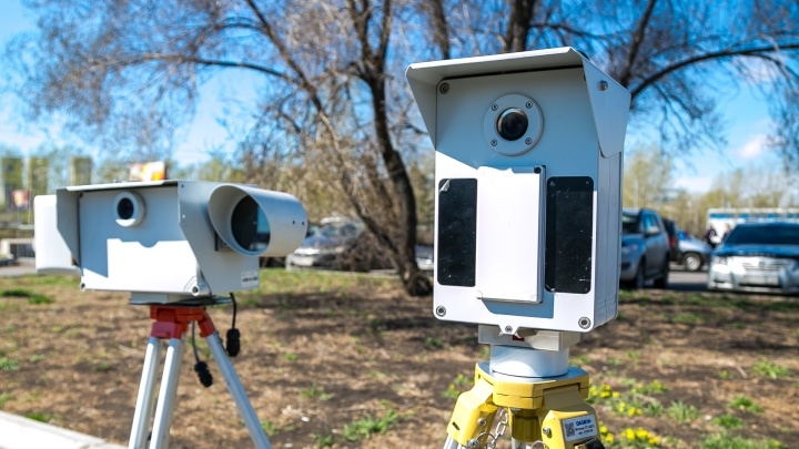 Шесть новых камер видеофиксации установили на трассах