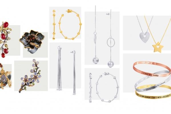 Весной и летом стилисты рекомендуют носить лимонное золото, а также изделия из комбинаций: красного, лимонного, белого и чёрного