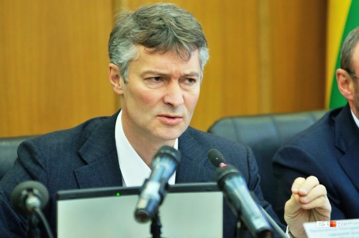 Евгений Ройзман остаётся мэром Екатеринбурга до сентября этого года
