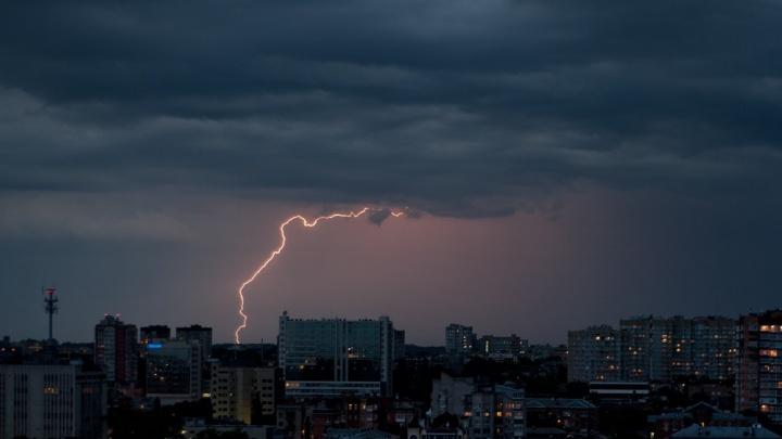 МЧС: на Ростовскую область надвигается шторм