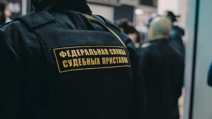 Тюменец, накопивший долги на полмиллиона рублей, погасил их только после ареста автомобиля