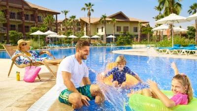 Бесконечное удовольствие: гости Dubai Parks™ and Resorts смогут ни в чём себе не отказывать