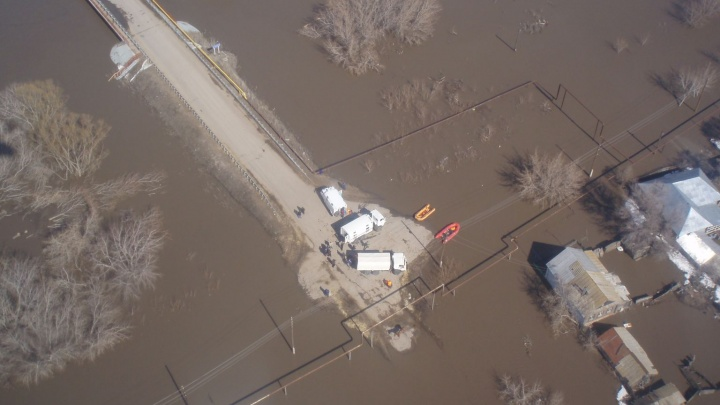 Затопит, но локально: паводок ожидают в четырех районах Самары