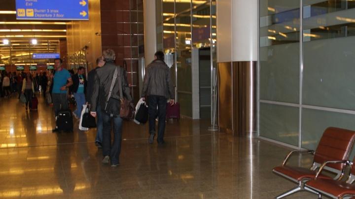 Пассажиры рейса из Москвы в Екатеринбург на всю ночь застряли в Шереметьево