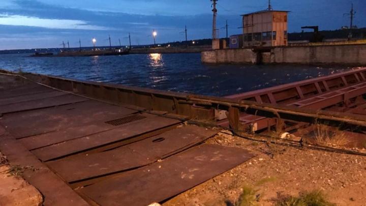В Перми проводят проверку по факту гибели инженера «Камводпуть». Мужчина упал в шлюз рядом с КамГЭС