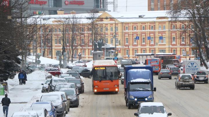 Публикуем расписание работы нижегородского транспорта в новогоднюю ночь