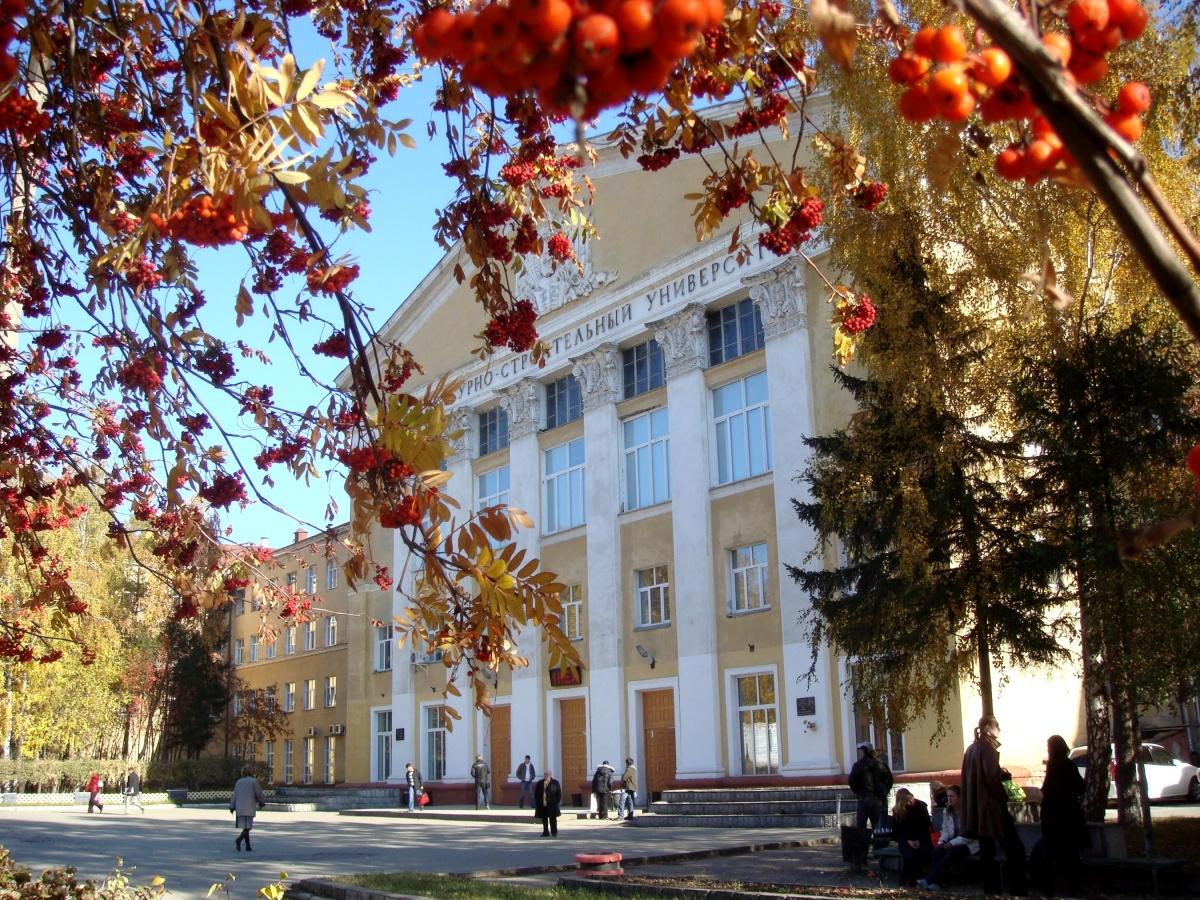 НГАСУ (Сибстрин) пригласил абитуриентов поступать на бюджетные места