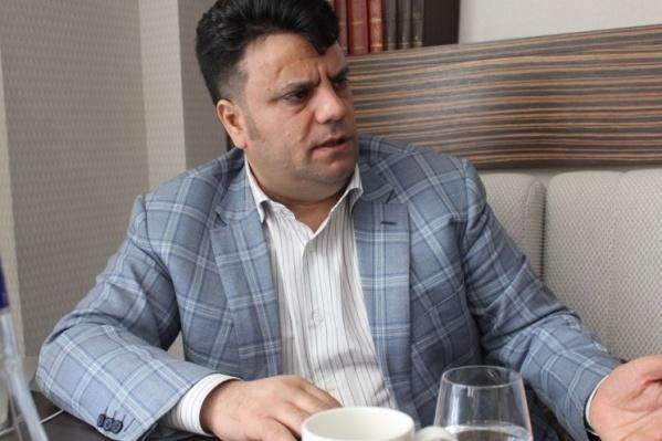 Анвара Пириева задержали 2 дня назад в аэропорту Шереметьево