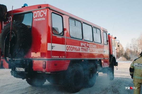 С начала зимнего сезона пункты обогрева выставлялись на федеральных дорогах области 90 раз, оказана помощь водителям и пассажирам 45 транспортных средств. Спасены 116 человек
