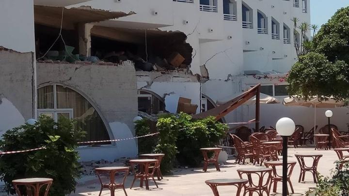«Мы никому не нужны»: екатеринбурженка рассказала, как эвакуировали туристов после землетрясения в Греции