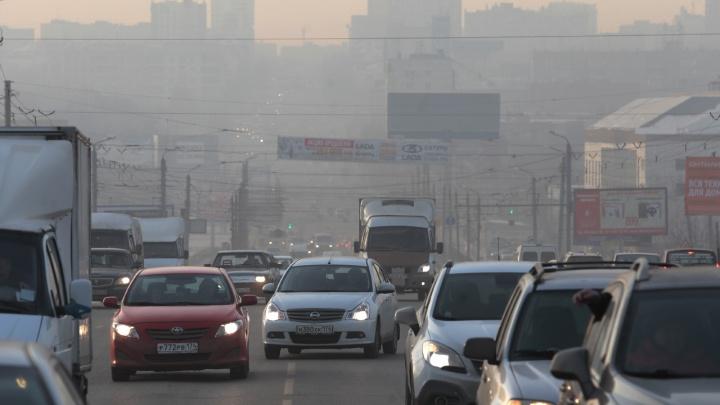 Челябинскому транспорту, загрязняющему воздух, объявят войну (делайте ставки, получится или нет)