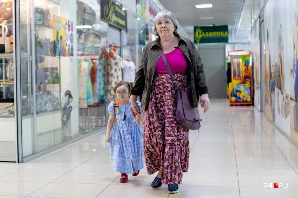 «В них вся моя жизнь», — говорит Нина Васильева про сына и дочь