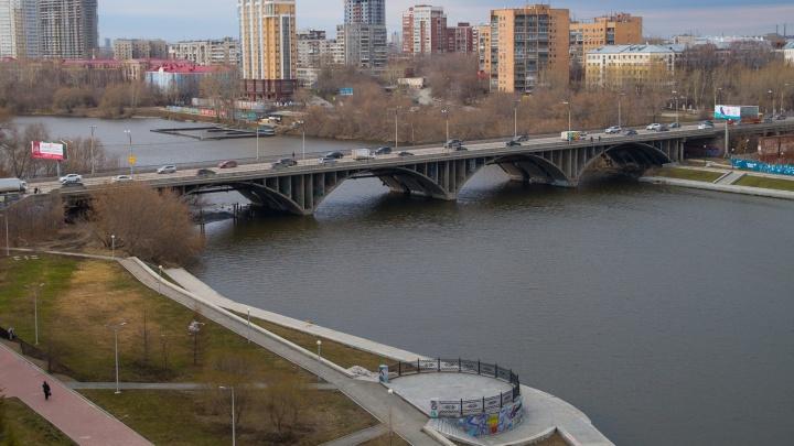 Две компании, которые займутся реконструкцией Макаровского моста, выберут в середине мая