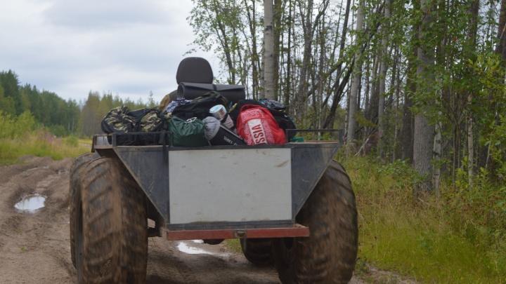 «Насквозь вымокли и сильно замерзли»: в Приморском районе спасли застрявших в болоте рыбаков