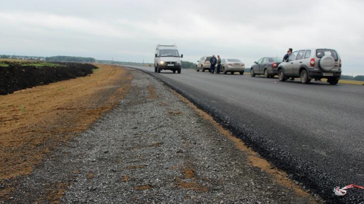 В Омской области для большегрузов на месяц перекроют четыре трассы из-за половодья